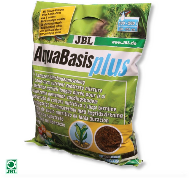 Fertilizator plante acvariu, JBL, AquaBasis plus 2,5 l