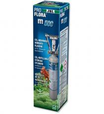 Butelie CO2 pentru acvariu, JBL ProFlora m500 Silver