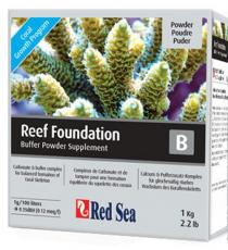 Conditioner apa marina, Red Sea, Reef Foundation B (Alk) – 1 Kg
