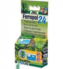 Fertilizator plante acvariu, JBL Ferropol 24, 10 ml