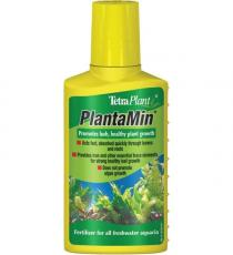 Fertilizator plante acvariu, Tetra Plantamin 100 ml