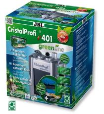 Filtru extern acvariu, JBL CristalProfi e401 greenline 40-120L