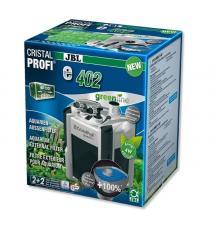 Filtru extern pentru acvariu, JBL, CristalProfi e402 greenline, 40 - 120 L