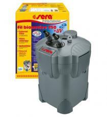 Filtru extern acvariu, Sera Fil Bioactive 250 + UV