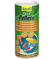 Hrana pentru pesti iaz Tetra Pellets S 1 L
