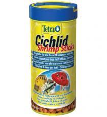 Hrana pentru pesti Tetra Cichild Shrimp Sticks