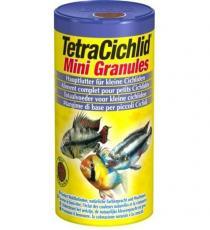 Hrana pentru pesti Tetra Cichlid Mini Granule