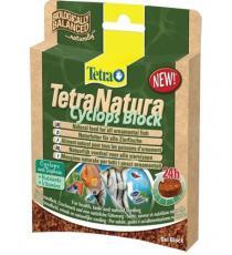 Hrana pentru pesti Tetra Natura Cyclops Block