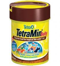 Hrana pentru pesti Tetramin Baby 66 ml