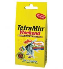 Hrana pentru pesti Tetramin Weekend 10TB