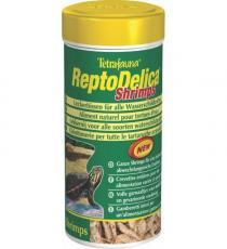 Hrana pentru reptile, Tetra Repto Delica Creveti, 250 ml