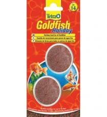 Hrana pesti Tetra Animin/Goldfisch Holiday 2X12g