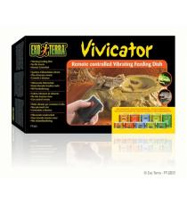 Hranitor reptile Hagen Vivicator Vibrating Feeding Dish