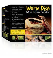 Hranitor reptile Hagen Worm Dish