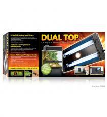 Lampa pentru terariu, Exo Terra, Dual Top 45 PT2230