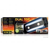 Lampa pentru terariu, Exo Terra, Dual Top 60 PT2232