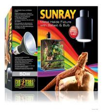 Lampa terariu Hagen Exo Terra Sunray 50 W PT2320