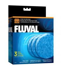 Material filtrant Hagen  Fluval Fine Filter Pads - 3-pack