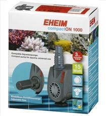 Pompa apa pentru acvariu, Eheim Compact On 1000, 1022220
