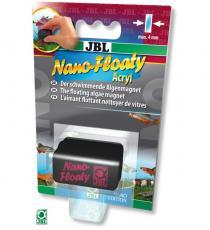 Curatator magnetic sticla acvariu,  JBL, NANO / Floaty