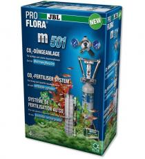 Sistem CO2 acvariu, JBL ProFlora m501/set