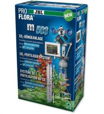 Sistem CO2 acvariu, JBL ProFlora m503/set / fara electrod pH