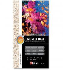 Substrat pentru acvariu Red Sea Live Reef Base-Ocean White 0.25-1mm/10Kg