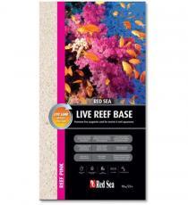 Substrat pentru acvariu, Red Sea, Live Reef Base-Pink 0.5-1mm/10Kg