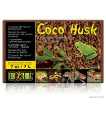 Substrat pentru terariu, Exo Terra Coco Husk 7 L