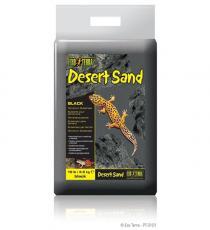 Substrat terariu Hagen Desert Sand Black 4.5kg