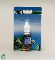 Test apa acvariu, JBL, pH 3, -10,0 Refill