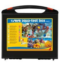Test apa acvariu Sera Aqua-Test Box Marin