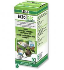 Tratament pentru pesti, JBL Ektol bac Plus 250/ 200ml pentru 500 l RO